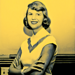 Mary Ventura: Sylvia Plath on an oblivious journey