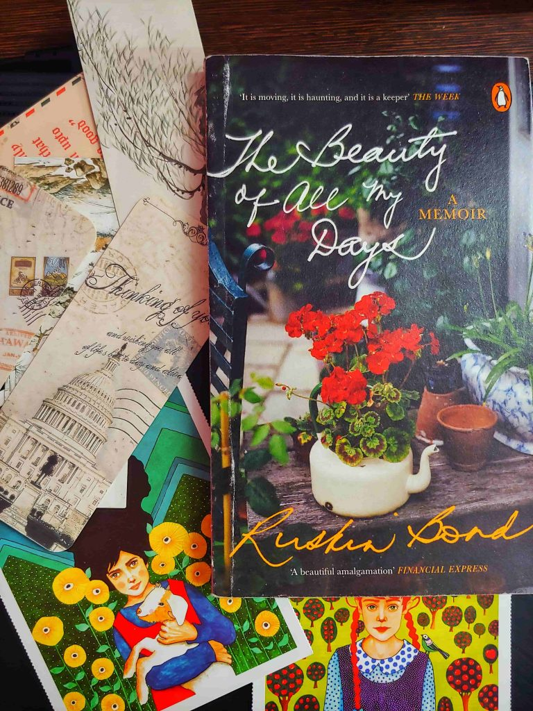 The beauty of all my days: The Minireads