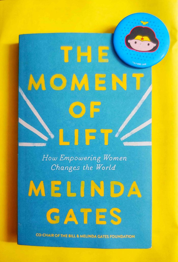 The moment of lift by Melinda Gates: The Minireads