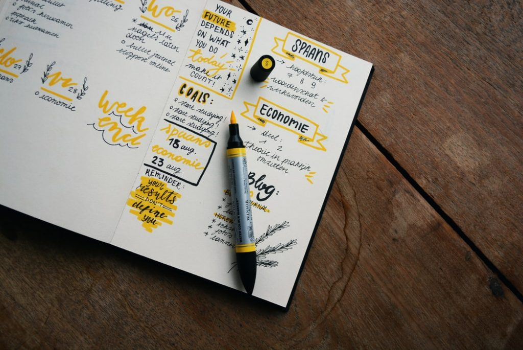 Why keeping a bullet journal is so good: The  Minireads