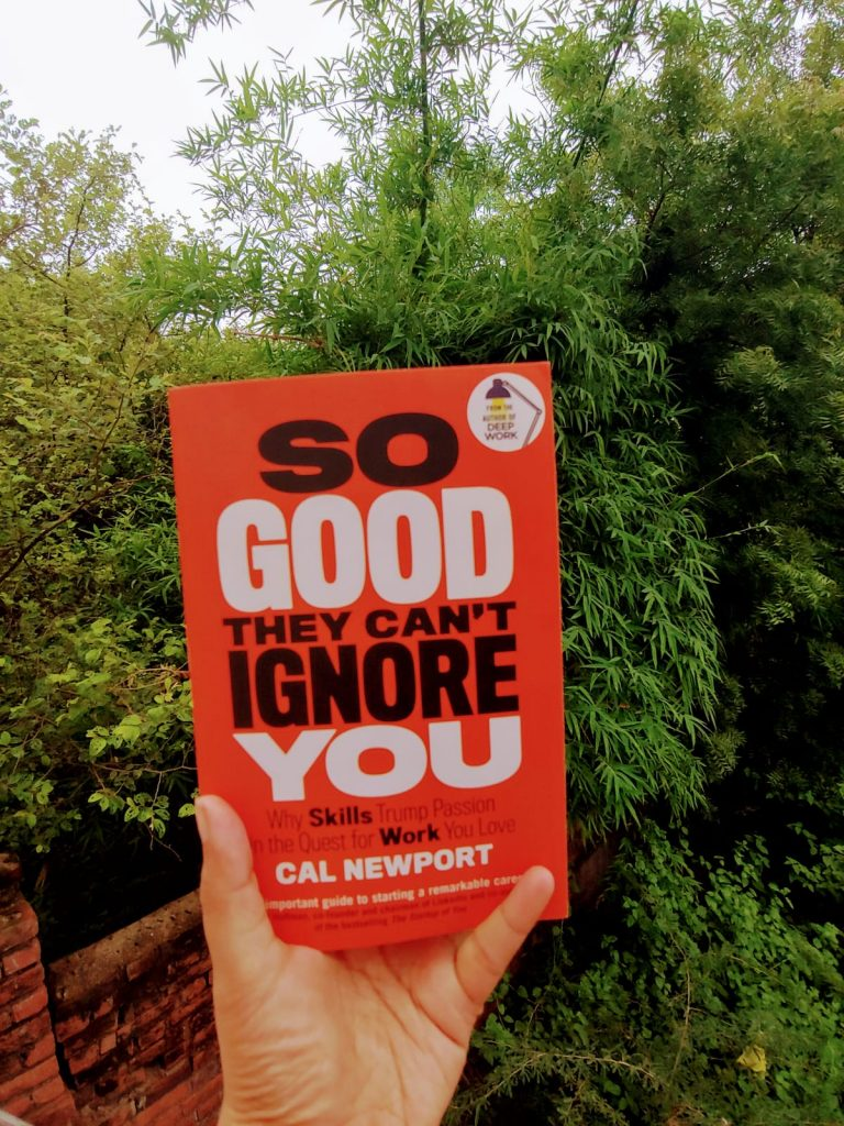 So good they can't ignore you: The Minireads